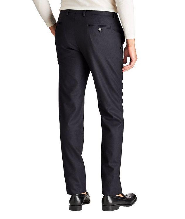 Pantalon en laine vierge extensible picture 2