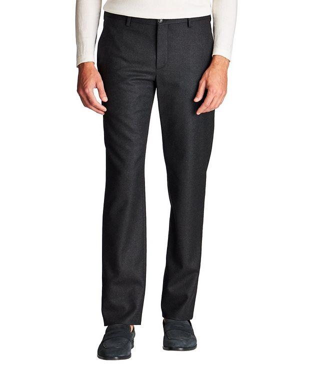 Pantalon en laine vierge extensible picture 1