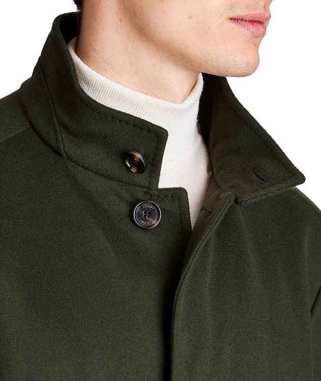 Wool-Cashmere Coat picture 3