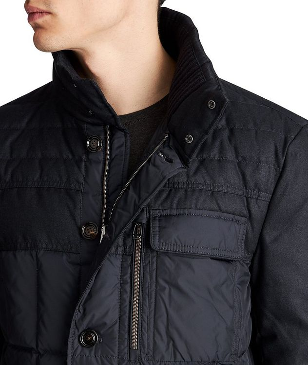 Down-Filled Jacket picture 3
