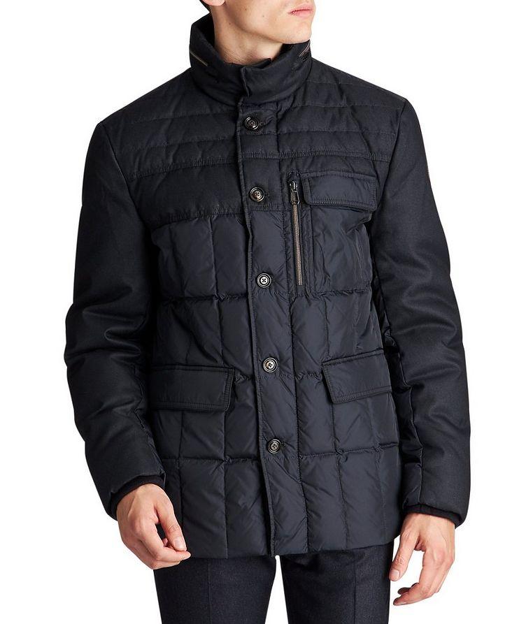 Down-Filled Jacket image 0