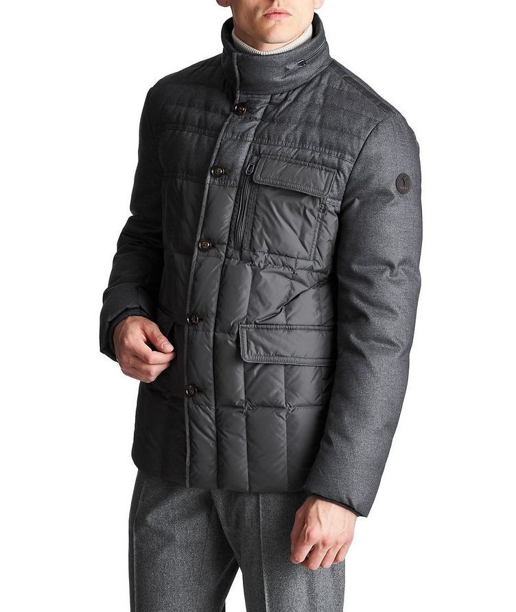 Down-Filled Jacket image 0