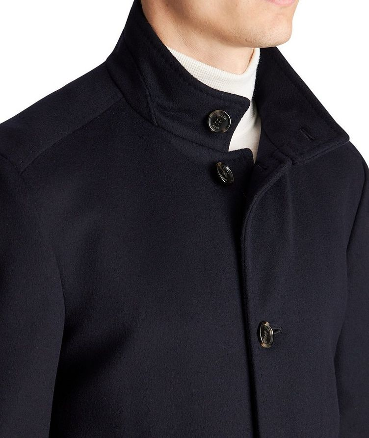 Wool-Cashmere Coat image 2