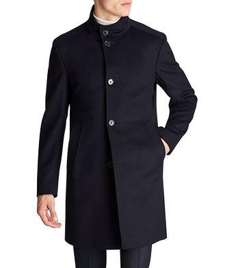 Joop! Wool-Cashmere Coat