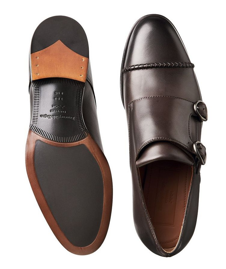 Burnished Double Monkstraps  image 2