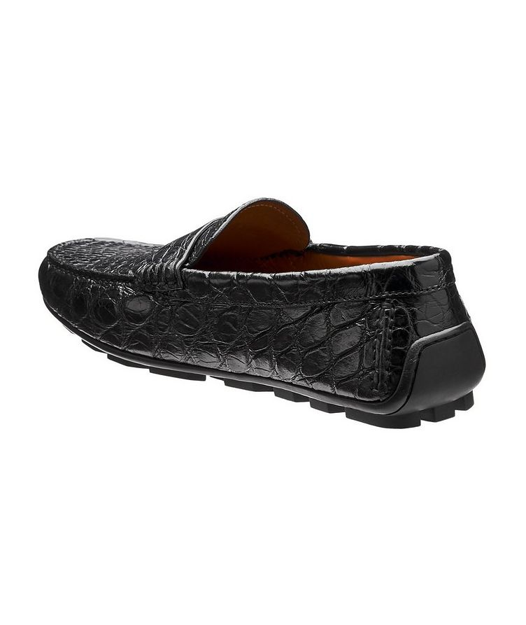 Couture Alligator Driving Shoes image 1