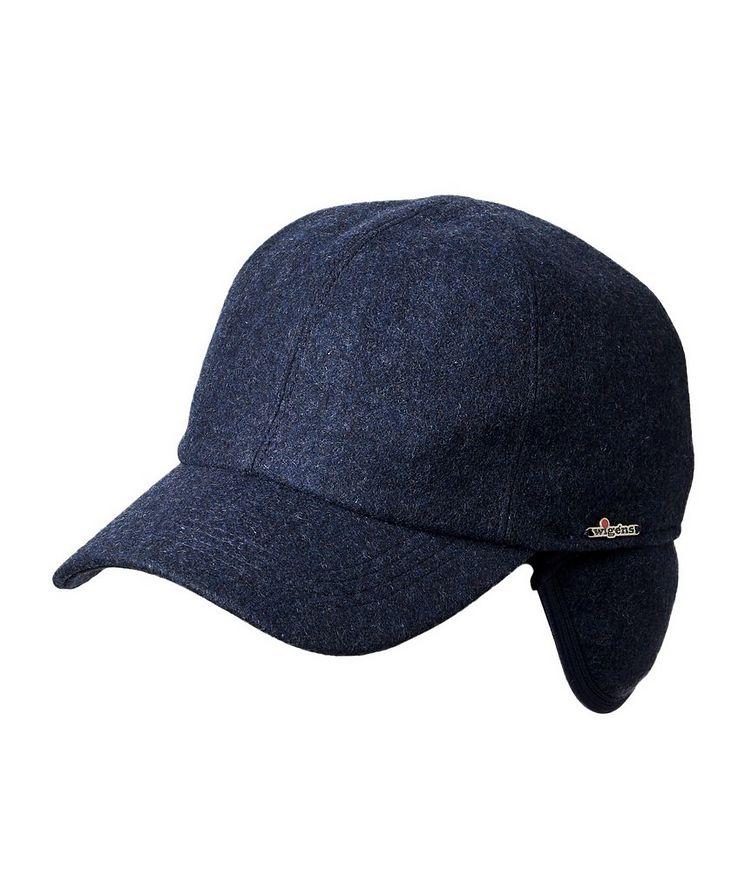 Earflap Baseball Cap image 1