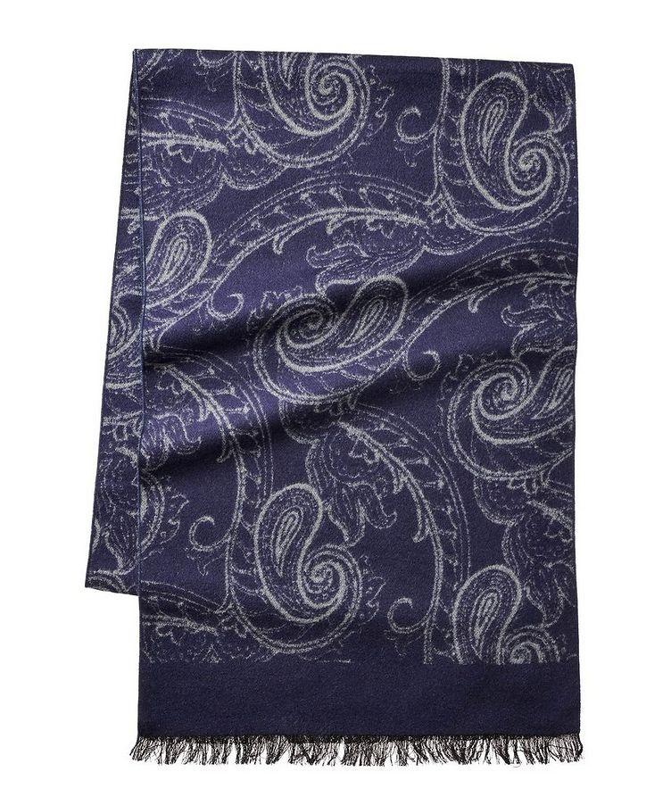 Paisley Silk Scarf image 0