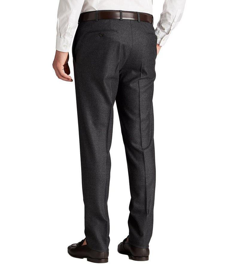 Kei Slim Fit Stretch-Wool Dress Pants image 1
