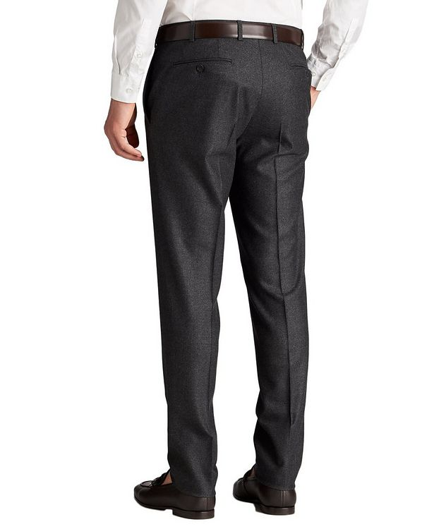 Kei Slim Fit Stretch-Wool Dress Pants picture 2