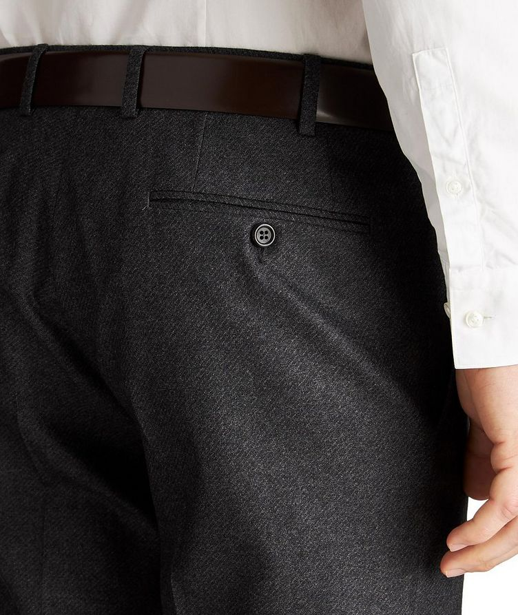 Kei Slim Fit Stretch-Wool Dress Pants image 2