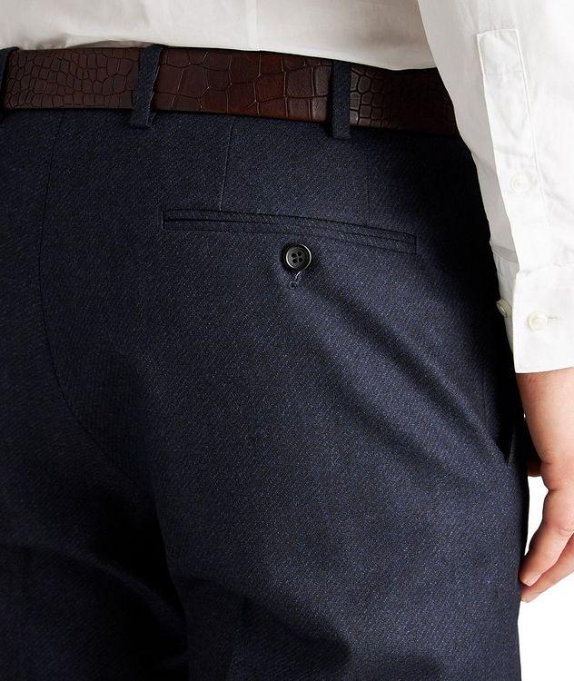 Kei Slim Fit Stretch-Wool Dress Pants picture 3