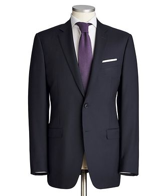 Canali Contemporary Fit Wool Suit
