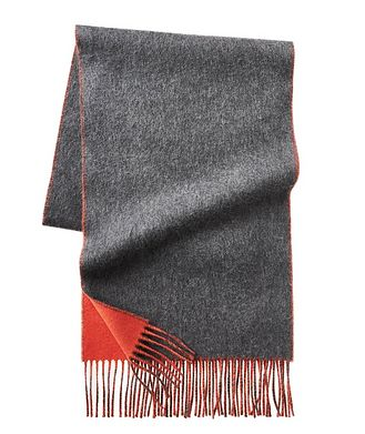 Johnstons of Elgin Reversible Cashmere Scarf