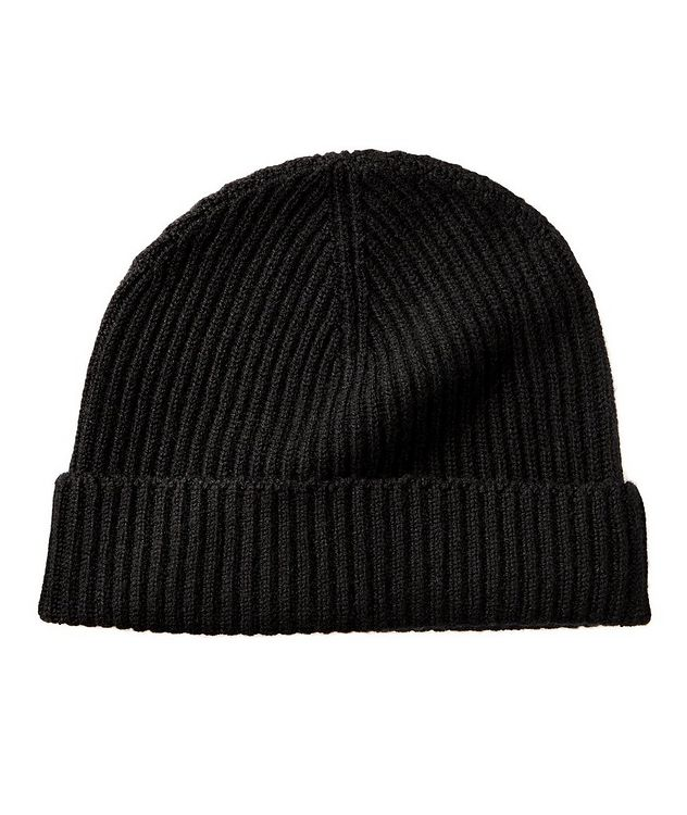 Ribbed Cashmere Toque picture 1