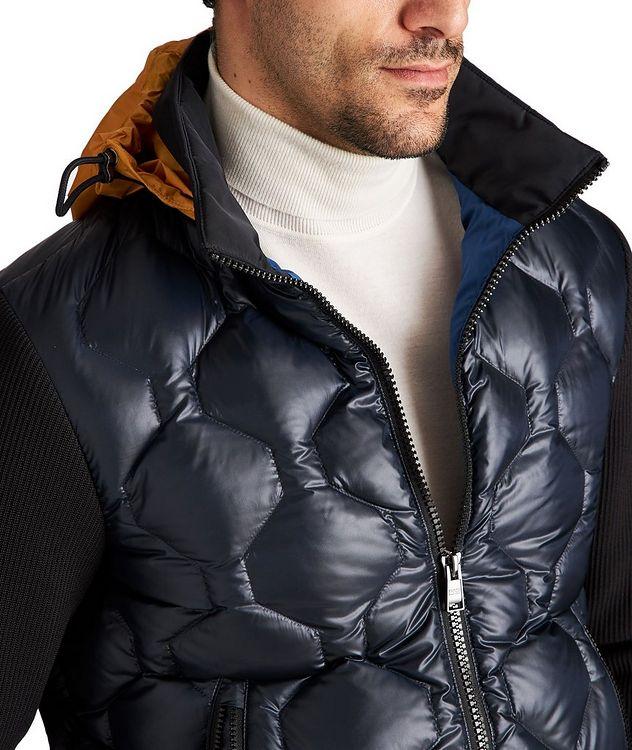 Manteau de duvet surpiqué picture 3