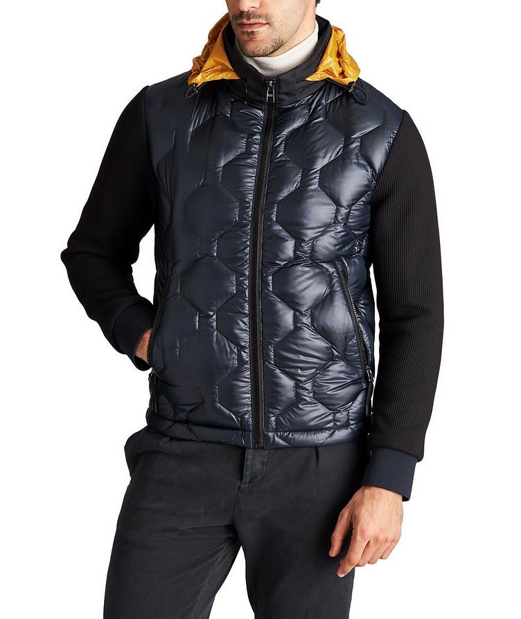 Manteau de duvet surpiqué image 0