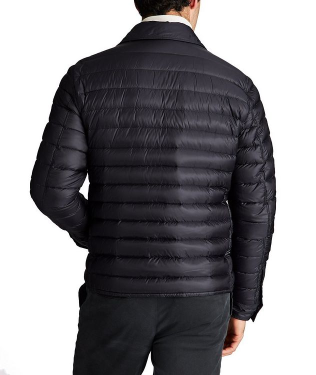 Manteau de duvet imperméable picture 2