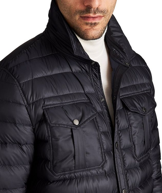 Manteau de duvet imperméable picture 3