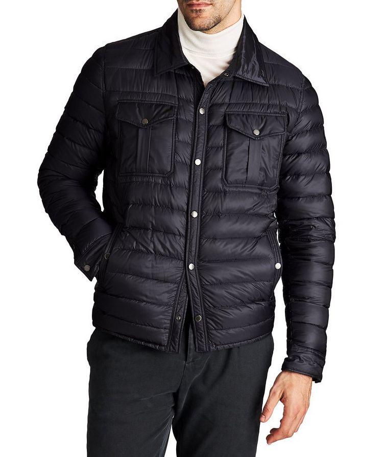 Manteau de duvet imperméable image 0