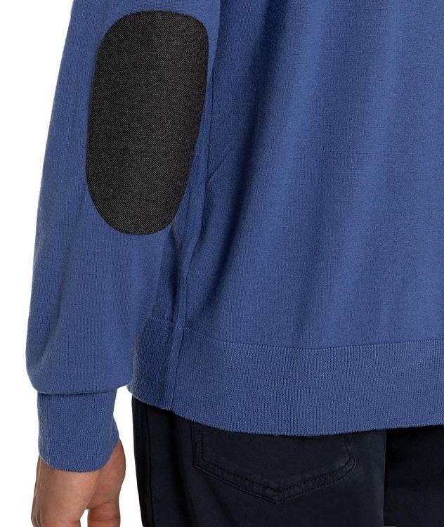 Pull en tricot de cachemire picture 4