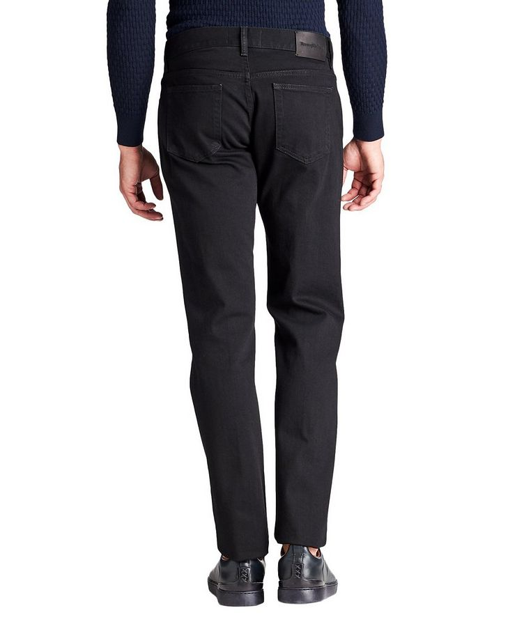 Tailored Fit Straight Leg Jeans image 1