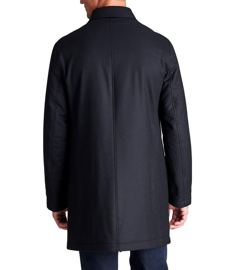 Water-Repellent Wool Coat image 1
