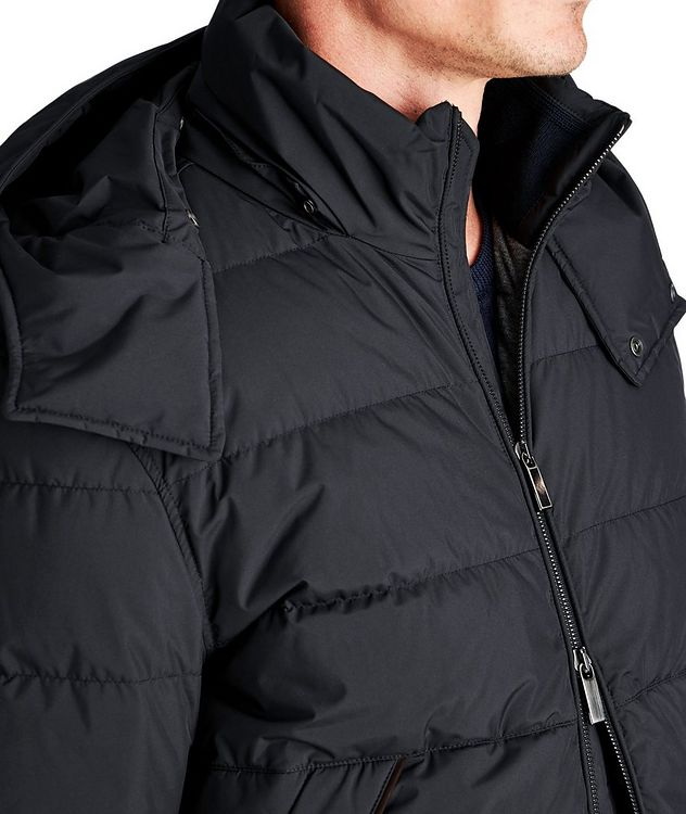 Elements Water-Resistant Bomber Jacket picture 3