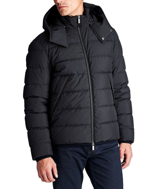 Elements Water-Resistant Bomber Jacket picture 1