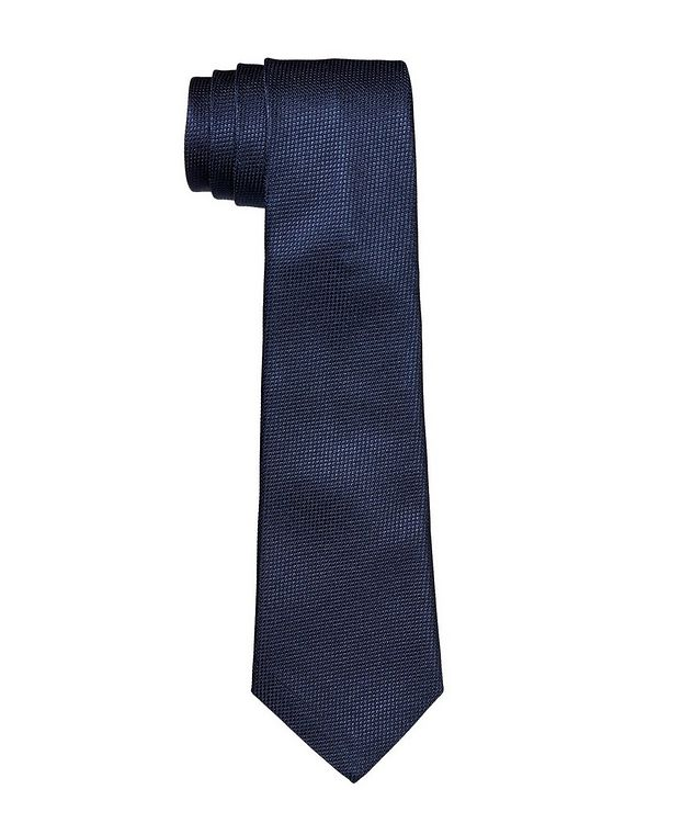 Textured Silk Tie picture 1