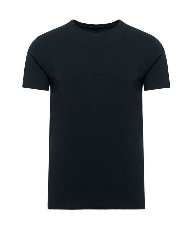 Stretch Pima Cotton T-Shirt  image 0