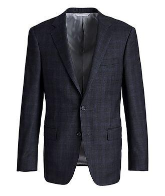 Samuelsohn Cosmo Checked Wool Suit