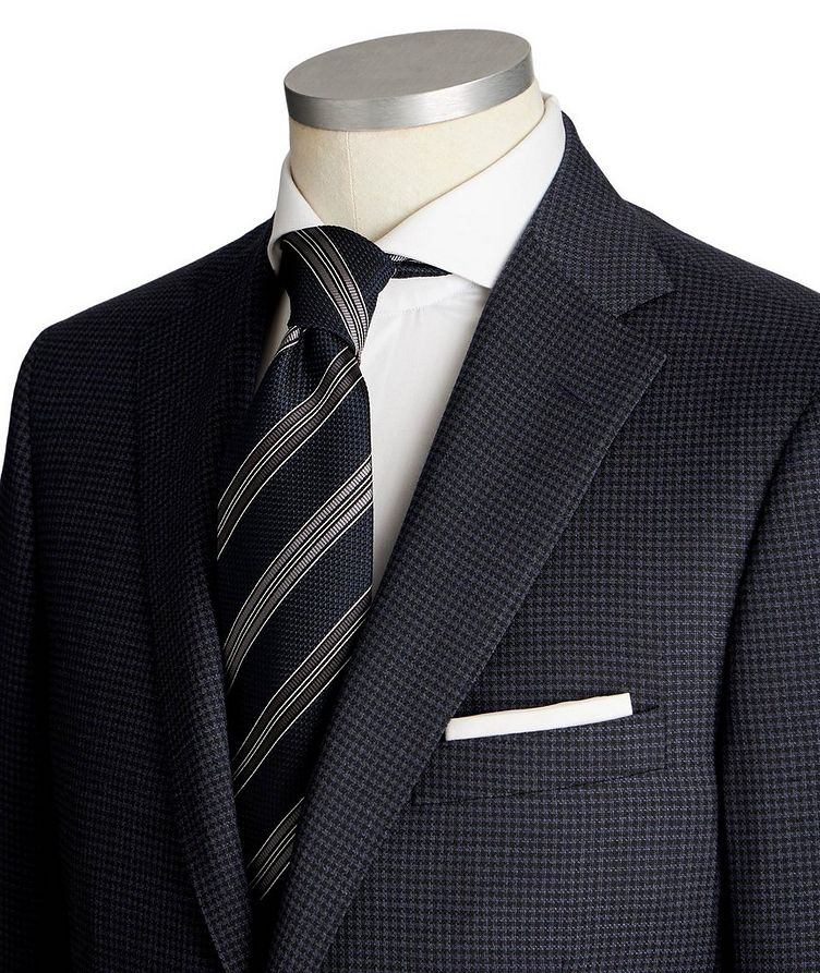 Madison Houndstooth Suit image 1