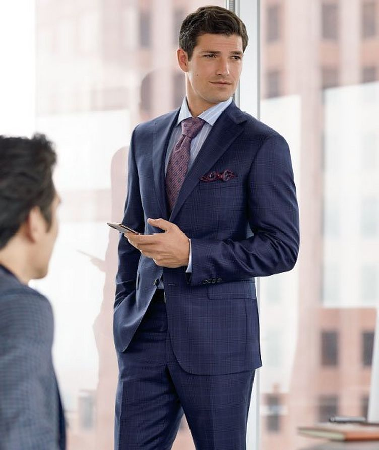 Madison Houndstooth Suit image 2