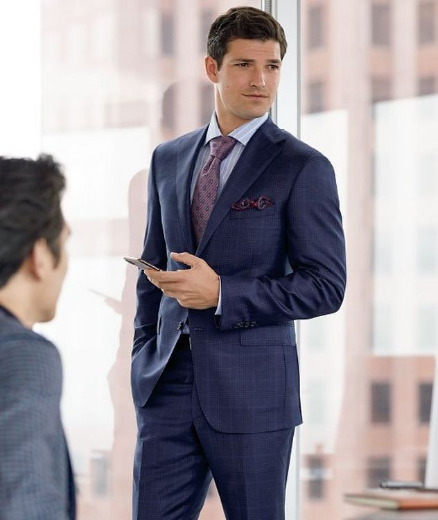 Madison Houndstooth Suit picture 3