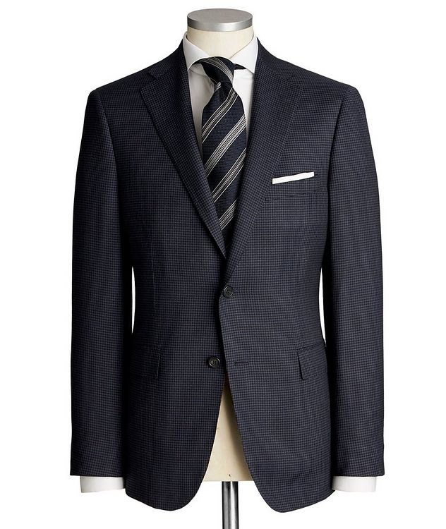 Madison Houndstooth Suit picture 1