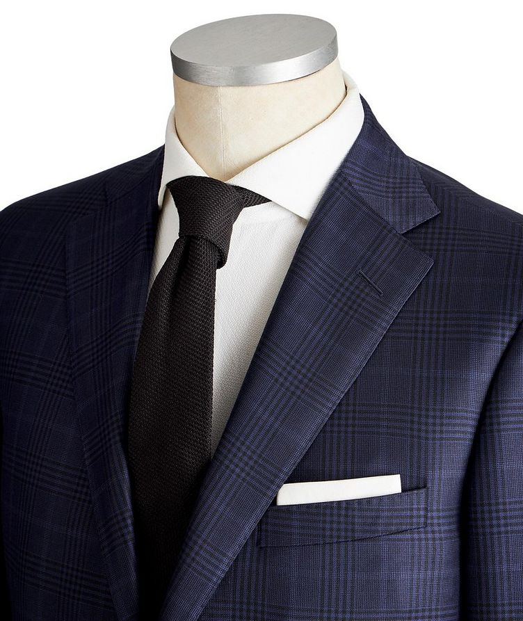 Madison Glen Checked Suit image 1
