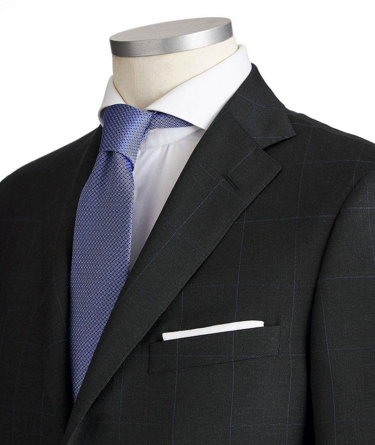 Madison Windowpane Suit image 1
