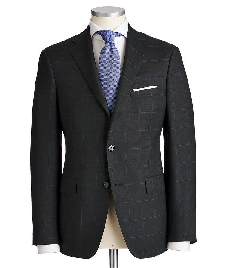 Madison Windowpane Suit image 0