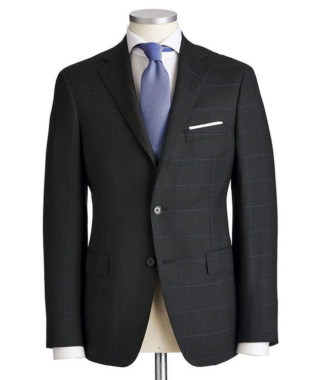 Madison Windowpane Suit picture 1