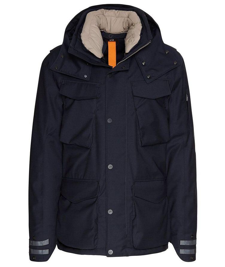 MASTER Waterproof Jacket image 4
