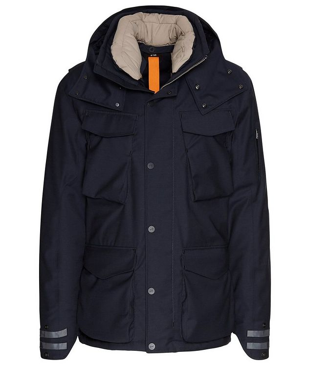 MASTER Waterproof Jacket picture 1