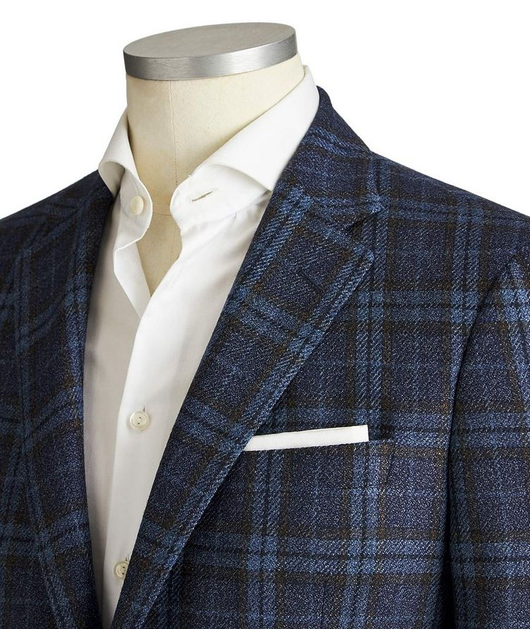 Cosmo Wool-Silk Sports Jacket image 1