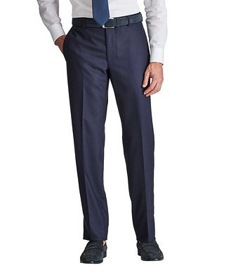 Samuelsohn Contemporary Fit Dress Pants