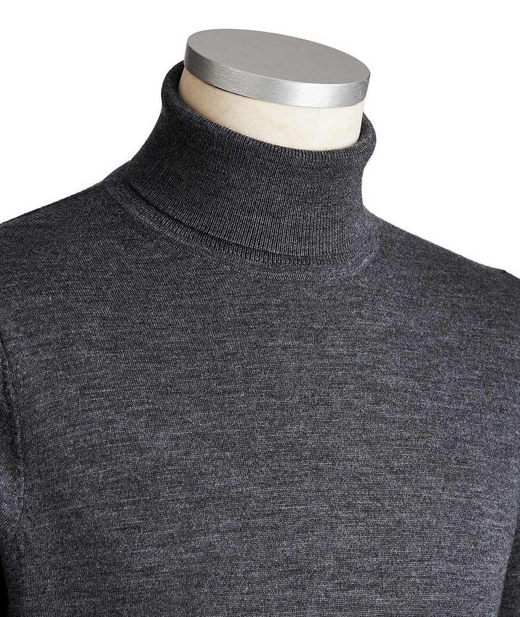 Extra-Fine Merino Wool Turtleneck image 1