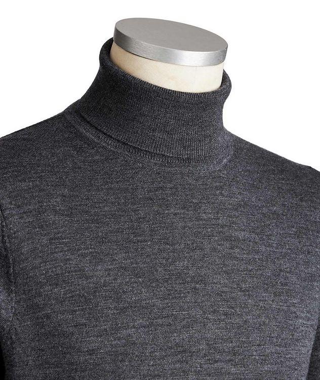 Extra-Fine Merino Wool Turtleneck picture 2