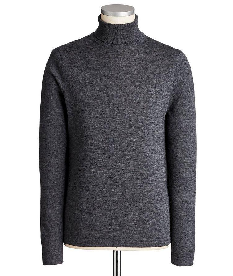 Extra-Fine Merino Wool Turtleneck image 0