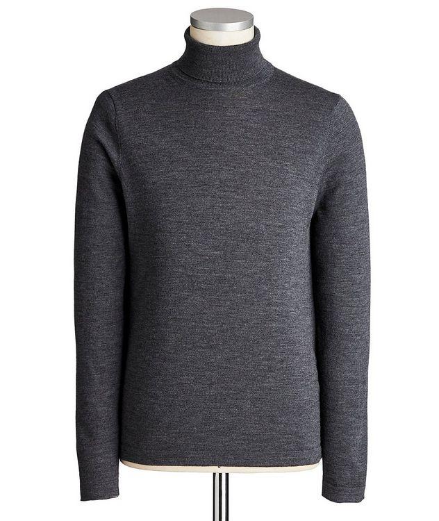 Extra-Fine Merino Wool Turtleneck picture 1