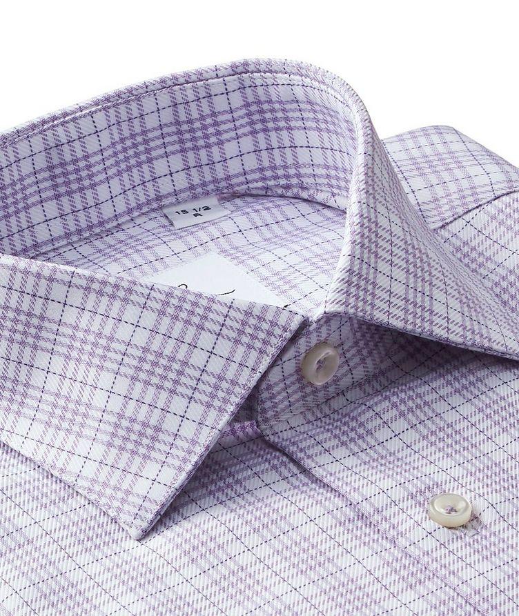 Chemise habillée à carreaux image 1