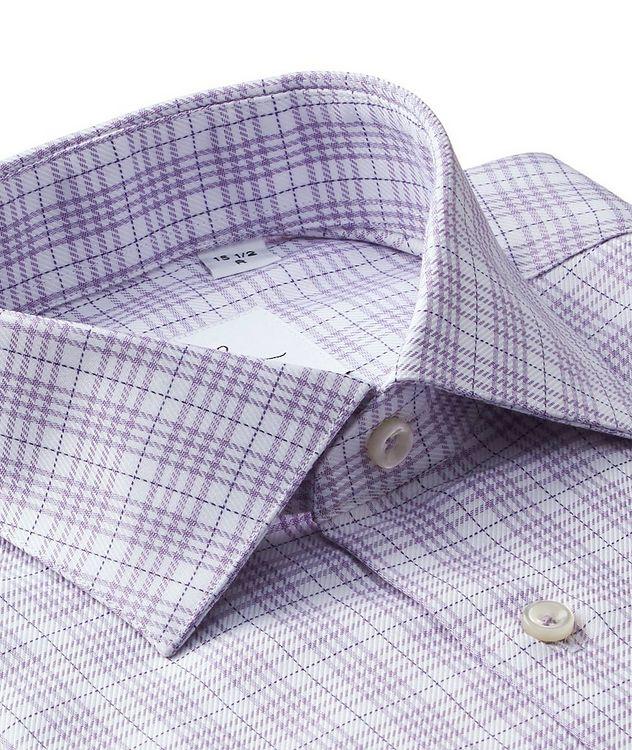 Chemise habillée à carreaux picture 2